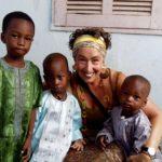 Petra en kinderen