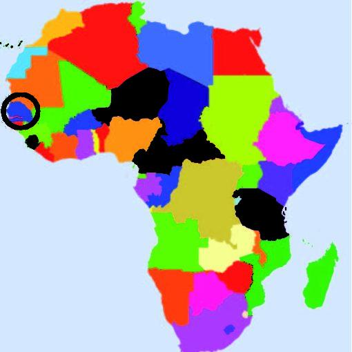 Afrika Senegal